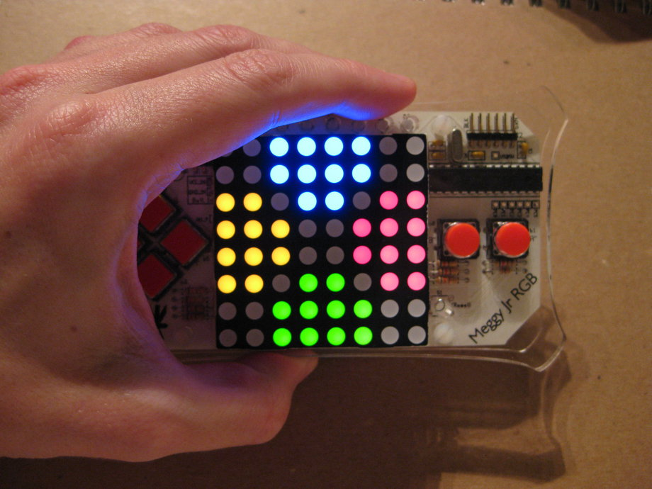 64x16 LED matrix를 사용해보자